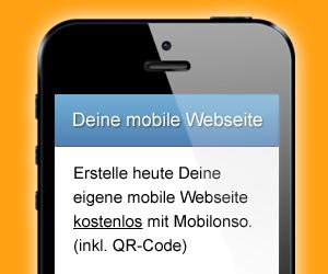 kostenlose mobile Webseiten