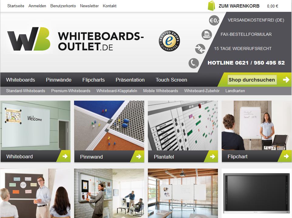 Whiteboard kaufen