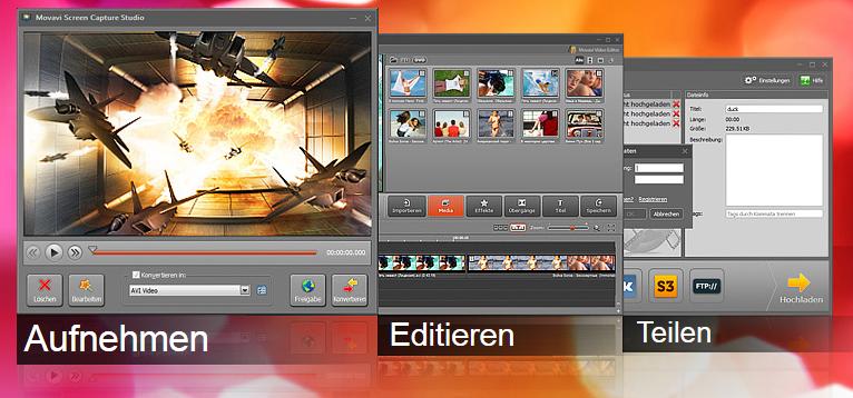 Videobearbeitung ganz einfach