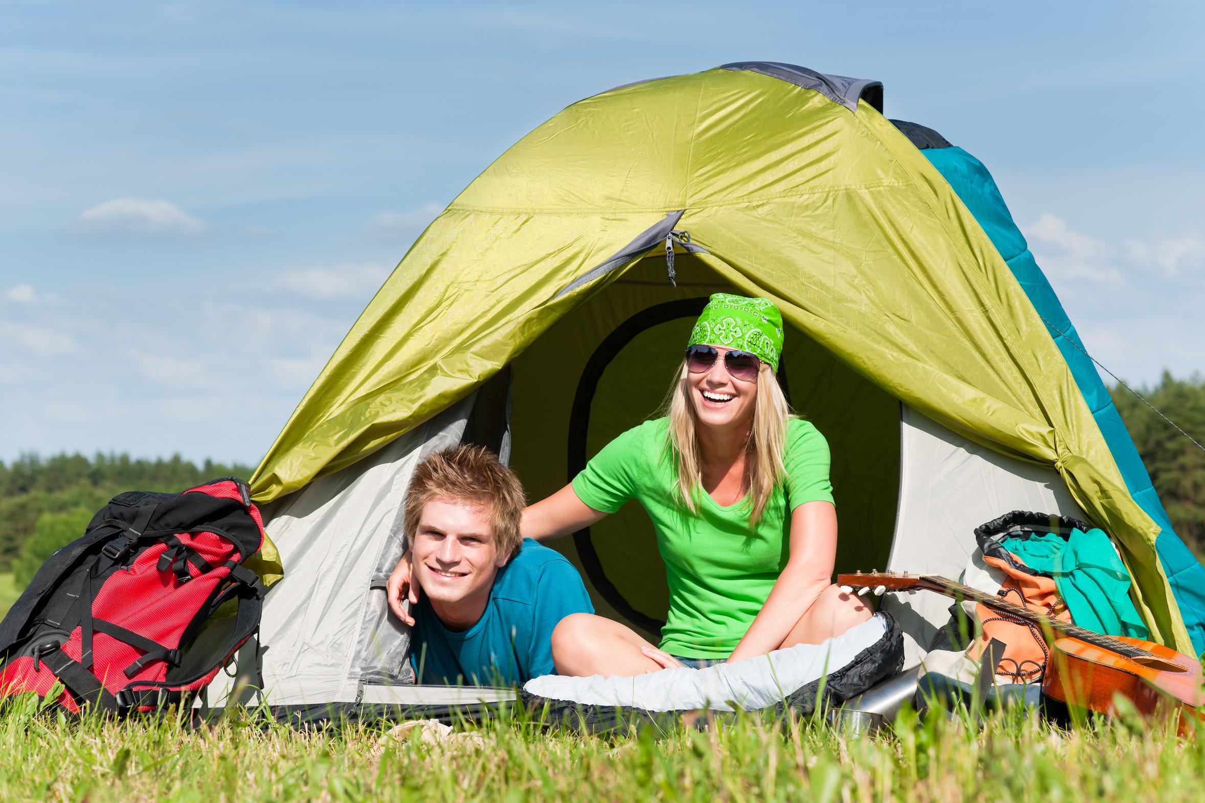 Das richtige Zelt kaufen